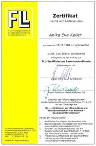 FLL-zertifikat-anika-keiler-berlin-brandenburg-baumkontrolleur